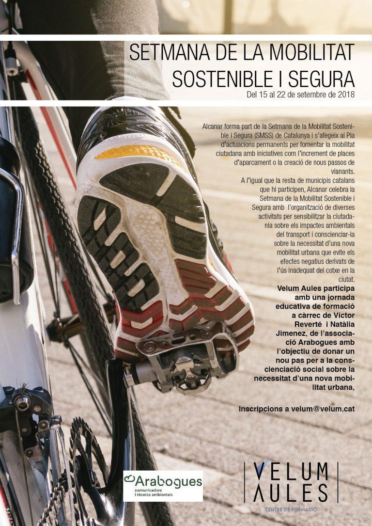 Setmana de la mobilitat sostenible.